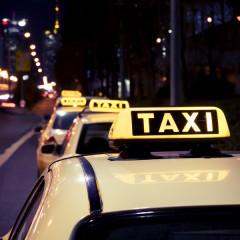Personenbeförderung BOKraft, Taxi, Hauptuntersuchung Transport